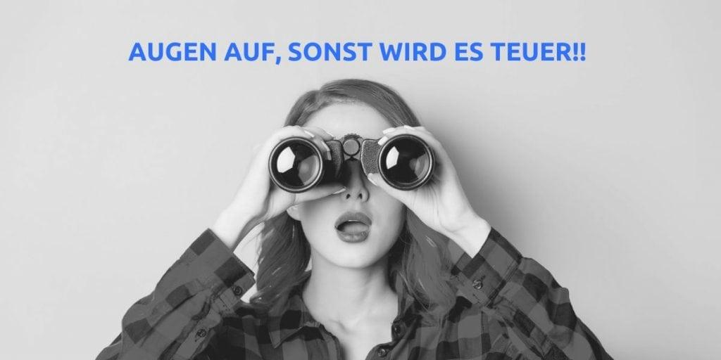 Jahresabschluss - Augen auf sonst wird es teuer orbnet blog text image