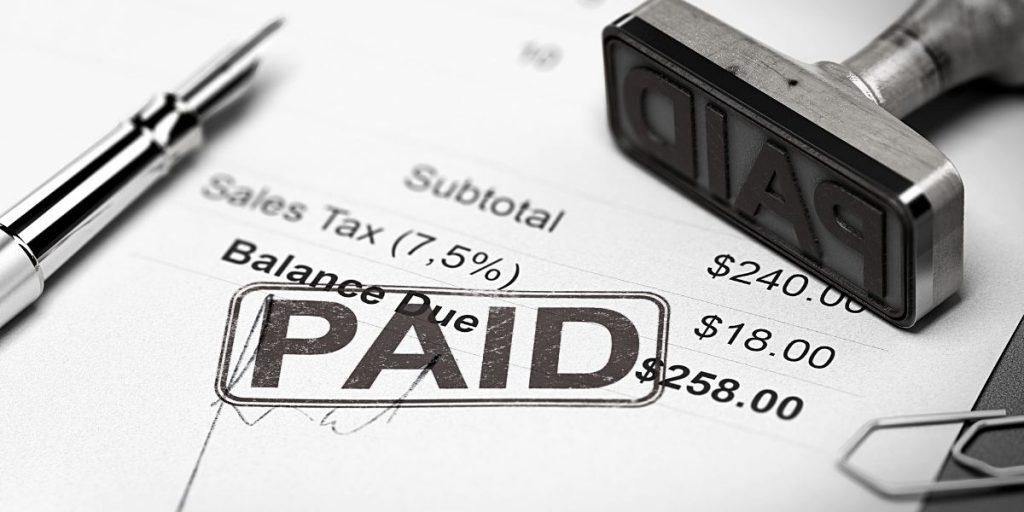Rechnungen schreiben - diese Pflichtangaben musst du beachten orbnet blog text image