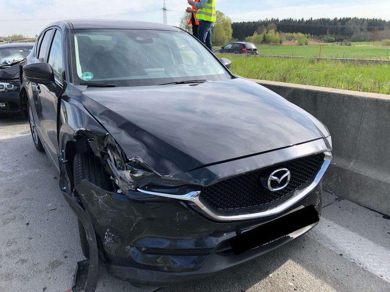 Terminabsage wegen Autounfall