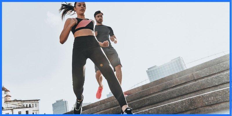 Fitness Training laufen
