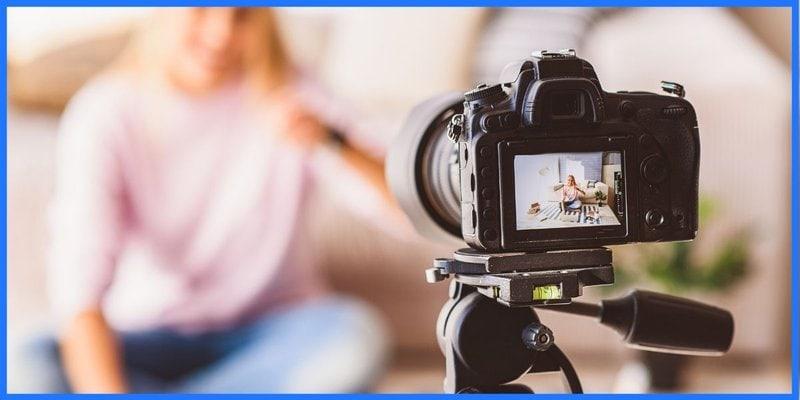 Webinar aufzeichnen mit Kamera