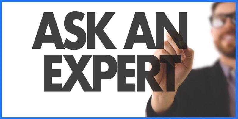 Frag den Experten