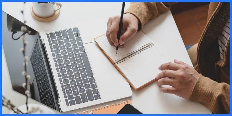 Webinar erstellen Notizen machen