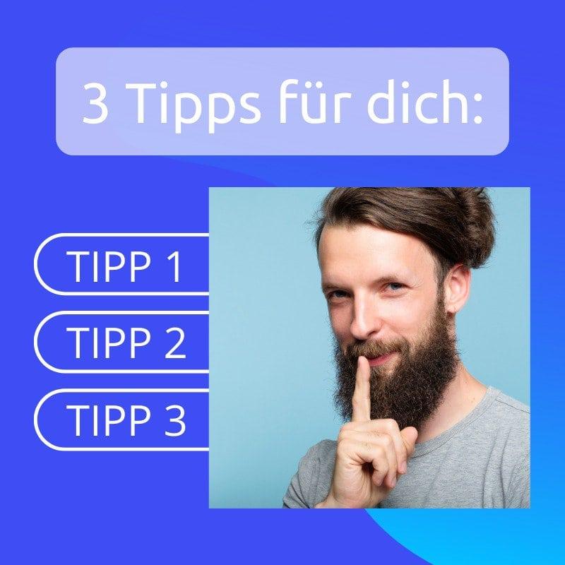 3 Tipps für mehr Selbstbewusstsein
