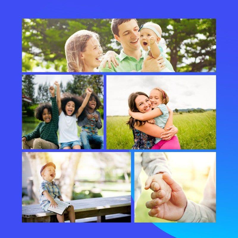 Glückliche Kindheit = Selbstbewusster Erwachsener?