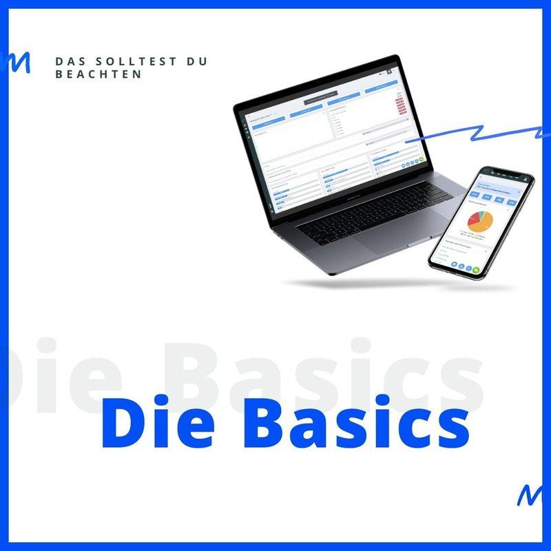 Rechnung schreiben auf Englisch die Basics